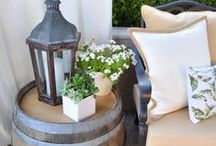 Outdoor Home: Porch & Exterior / by Brigitte Brown