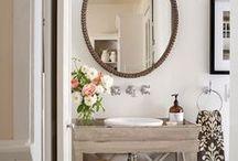 Home: Bathroom / by Brigitte Brown
