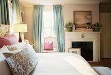 Home: Bedrooms / by Brigitte Brown