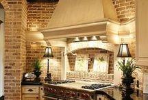 Home: Kitchen / by Brigitte Brown