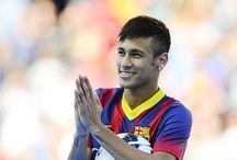 Neymar jr / Footballeur brésilien.