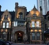 Haunted Toronto / Finding places in Toronto that are haunted by ghostly tales and creepy decor.