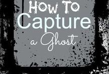 Get Spooky Halloween Fun / Get spooked with crazy ghost stories and find some fun ideas for Hallowe'en.