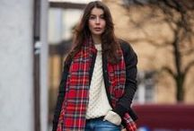 Autumn in Scotland / travel fashion bard for my scotland trip. Exploring classic tartan, practical traveling fashion and of course, adorable autumn layering.
