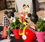 Have a Mickey and the Roadster Racers Party!