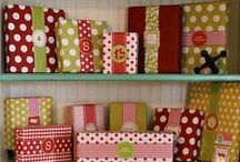 Gift Shop / gift ideas and inspiration