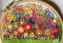 Embroidery Inspiration / by Kim Kowalewski