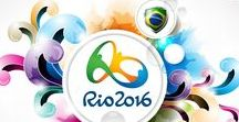 Rio 2016 - Olimpíadas - Olympic Games 2016 / Congratulations to Brazil!!!