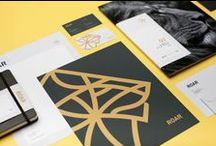 Identity & Typography / by Melanie Löff-Bird