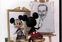 Disney (Art) / by Farrah Fouquet