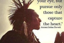 NATIVE AMERICAN HERITAGE / by Susan Doyle