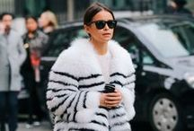 Miroslava Duma / This board is dedicated to Miroslava Duma. She was an editor for Harper's Bazaar (Russia) and now is the founder of Buro 24/7, a fashion news website. She's always the darling at fahion week Paris, New York and Milan for her amazing street style.
