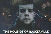 221B (The Hound of the Baskervilles) / by Farrah Fouquet