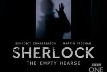221B (The Empty Hearse) / by Farrah Fouquet