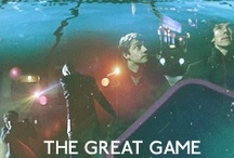 221B (The Great Game) / by Farrah Fouquet