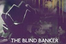 221B (The Blind Banker) / by Farrah Fouquet