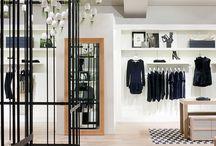 Store design & branding...