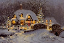 Christmas / One of my favorite holidays ♥ / by Nicki Anderson