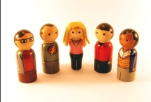 Big Bang Theory / by Farrah Fouquet