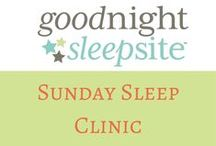 Facebook Sunday Sleep Clinic / Answers to your questions on our Facebook Page  www.facebook.com/goodnightsleepsite