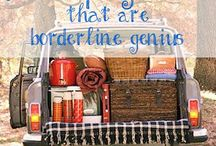 The Great Outdoors / Camping, cookouts, picnics and day trips.  / by Tia Hall