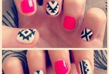 Nail art / by Cole Marie