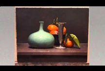 Oil Painting / by Ardell Simon