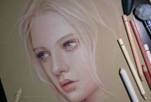 Colored Pencil / Working with Colored Pencils / by Ardell Simon