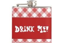 FLASKs / Flasks, Make Great Gifts.