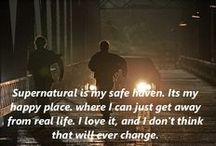 Why I love Winchesters? / Supernatural