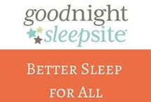 Better Sleep for All / Everyone needs better sleep. We're curating and sharing some articles that will help answer your questions to ensure better sleep for the entire family.
