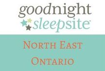 Good Night Sleep Site NE Ontario / Welcome to Good Night Sleep Site NE Ontario. We are here to provide you with emotional and educational support to help your family with their sleep needs. Our philosophy is that there isn't one program or method approach to sleep training. We don't choose one over another. Our goal is to work with you and set up a Sleep Plan that you are comfortable with to help your entire family unit become the well-rested family you deserve to be.