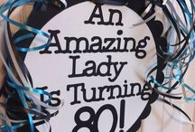 Party ideas / Ideas for moms party