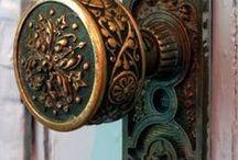 Doors /  See also at : https://www.pinterest.com/HBlackthorne/doors/
