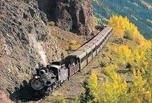 Trains / Visit also : https://www.pinterest.com/HBlackthorne/trains/