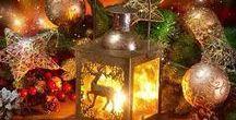 Christmas - Noel - Jul - Weihnachten - Navidad /   Visit also : https://www.pinterest.com/HBlackthorne/christmas-noel-jul-weihnachten-navidad/