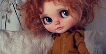 ❤️ Blythe and her necessities ❤️ / Also visit  : https://www.pinterest.com/HBlackthorne/blythe-and-her-necessities/