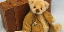 ʕ•ᴥ•ʔ Artist Teddybears & Antique Bears ʕ•ᴥ•ʔ / ❤️ ʕ•ᴥ•ʔ Teddybears (Мишки) & all their wonderful friends ʕ•ᴥ•ʔ ❤️_ Visit more furfriends at : https://www.pinterest.com/HBlackthorne/