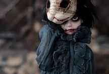 ❤️ Art Dolls - Faeries & Mermaids ❤️ / Art Dolls - Faeries & Mermaids  Also visit : https://www.pinterest.com/HBlackthorne/art-dolls-faeries-mermaids/