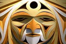 Traditional Masks / Cultures