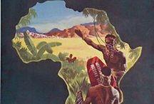 Vintage Ads - AFRICA