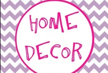Home Decor / by Jennifer Snyder