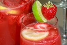 Delicious Drinks / .....nothing else needs said! / by Charlotte Davis