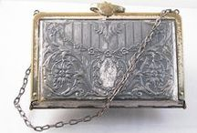 Collection - Vintage Purses - Compacts - Chatelaines / The Collection, already have some of these and future additions I would like... / by Linda Royal