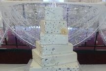 Wedding cakes / wedding cakes an cupcakes by Isabella's Creations