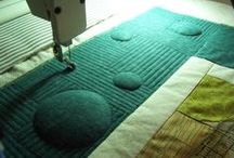 quilting--free motion/long arm / by Sue DeMasellis