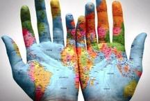 World Travels / by Farahnazz Jamal