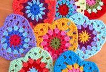 stitchery---crochet / by Sue DeMasellis