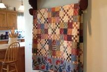 Love To Quilt / by Kathie Maxwell