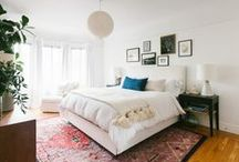Bedrooms / by Crissi White